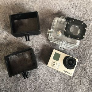 GoPro hero three
